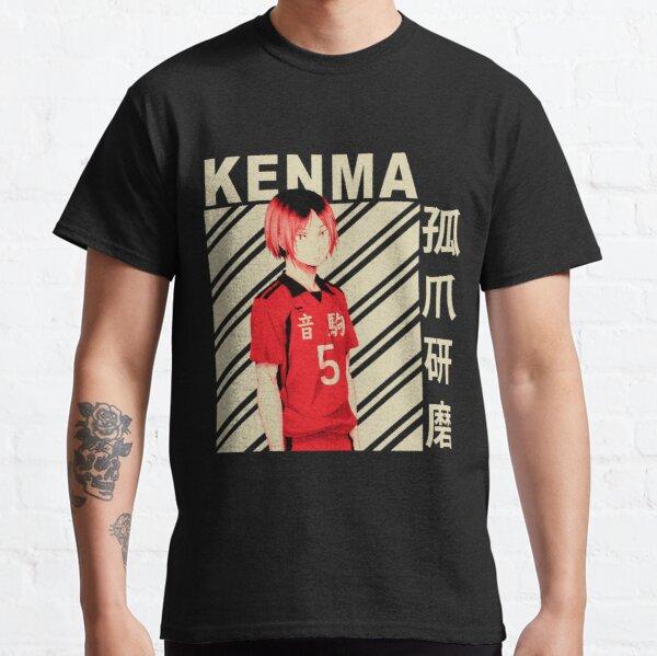 Kenma kozume - Vintage Art Classic T-Shirt RB0608 product Offical Haikyuu Merch
