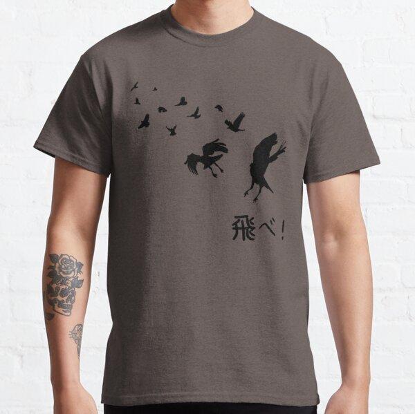Haikyuu!! - Karasuno - Tobe! Classic T-Shirt RB0608 product Offical Haikyuu Merch