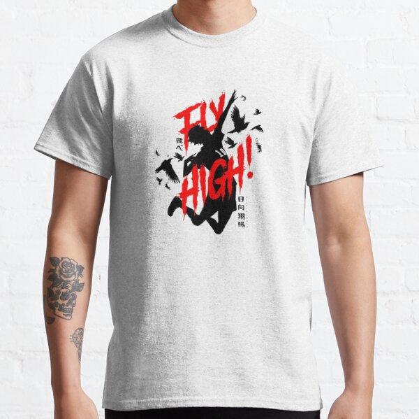 Haikyuu Fly High! Classic T-Shirt RB0608 product Offical Haikyuu Merch