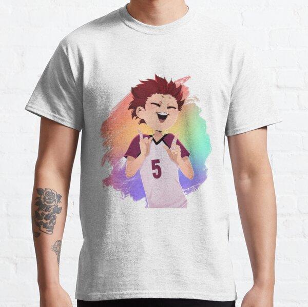 Haikyuu!! Tendo Satori Classic T-Shirt RB0608 product Offical Haikyuu Merch