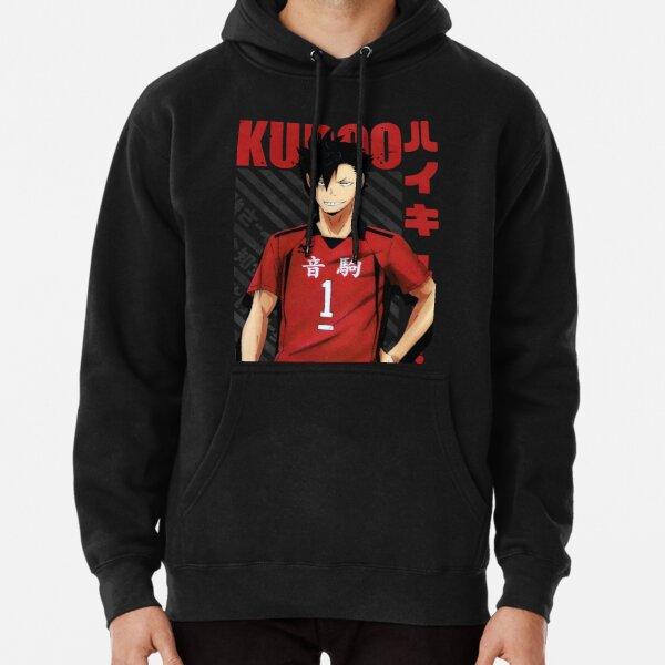 Haikyuu!! - Tetsurou Kuroo / Kuro Pullover Hoodie RB0608 product Offical Haikyuu Merch