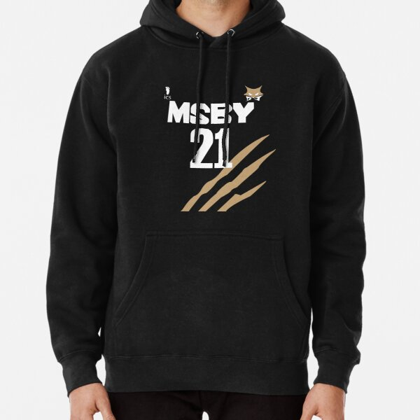 Hinata Shouyou Jersey - Haikyuu!! MSBY Black Jackals Wing Spiker, No. 21 Pullover Hoodie RB0608 product Offical Haikyuu Merch