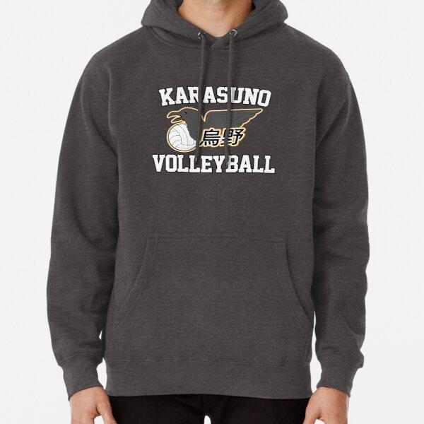 Haikyuu!! / Karasuno Volleyball Tee Pullover Hoodie RB0608 product Offical Haikyuu Merch