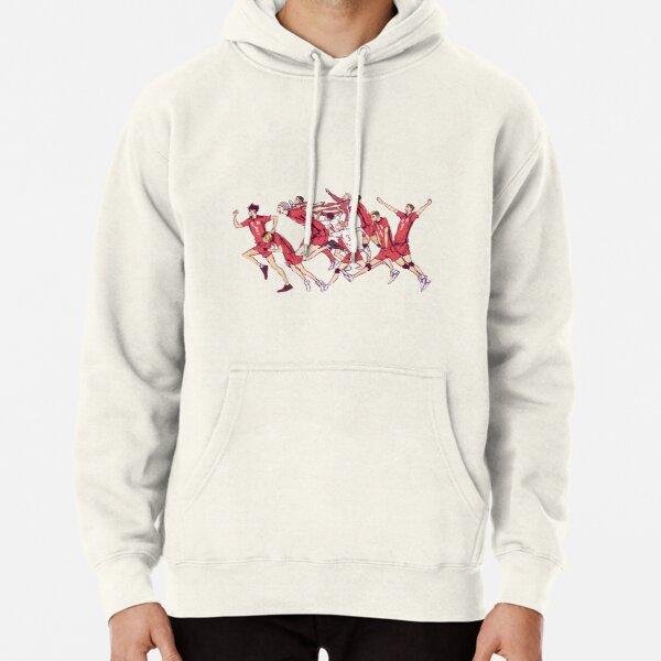 Nekoma - Haikyuu!! Pullover Hoodie RB0608 product Offical Haikyuu Merch