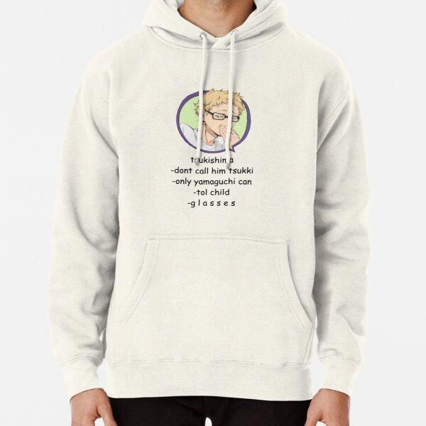 about tsukishima- haikyuu!! Pullover Hoodie RB0608 product Offical Haikyuu Merch
